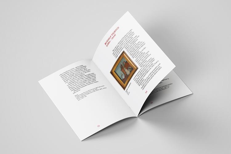 Grafický design katalog - MrSHVEC - MMČT