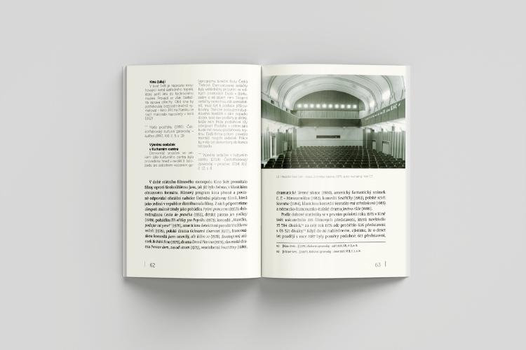 Grafický design knihy - MrSHVEC - MMČT 1