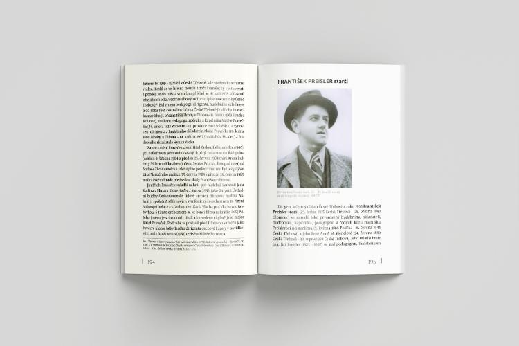 Grafický design knihy - MrSHVEC - MMČT 2