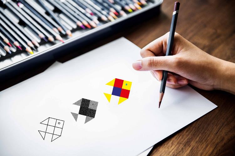 Grafický design - tvorba loga - MrSHVEC