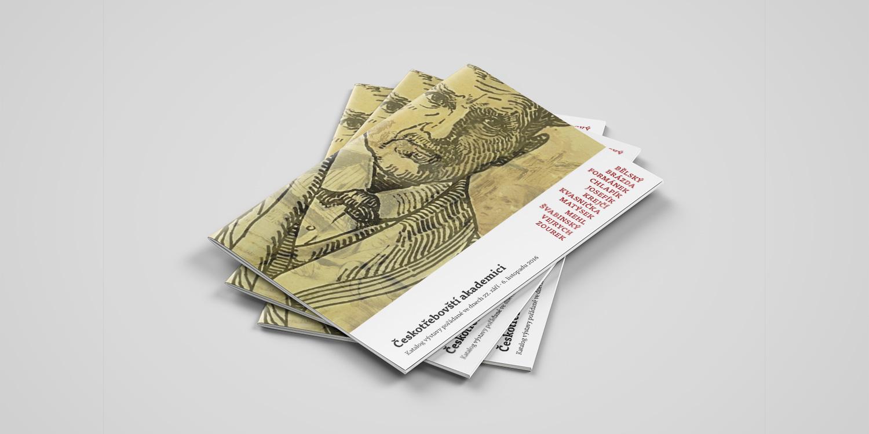 Grafický návrh katalogu - MrSHVEC - MMČT