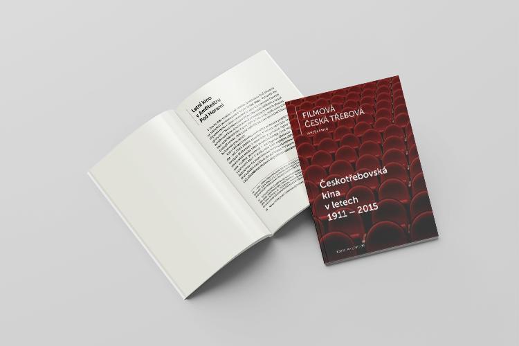 Grafický návrh obálka knihy - MrSHVEC - MMČT 1