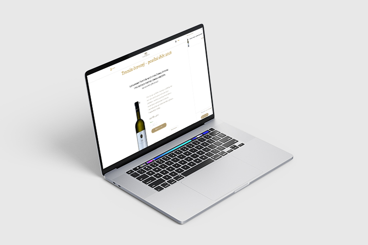 Tvorba eshop - MrSHVEC - vinař