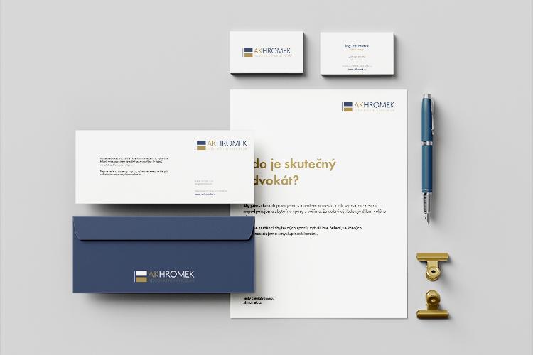 Tvorba logo - MrSHVEC - AK Hromek