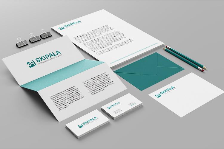 Tvorba logo - MrSHVEC - Skipala